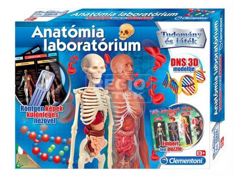 Az emberi test oktatójáték