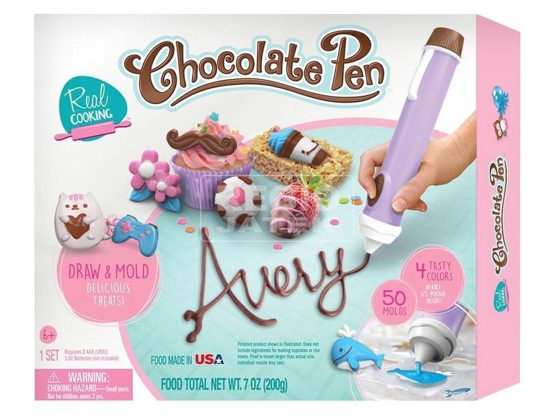 Csokivarázs dekoráló toll