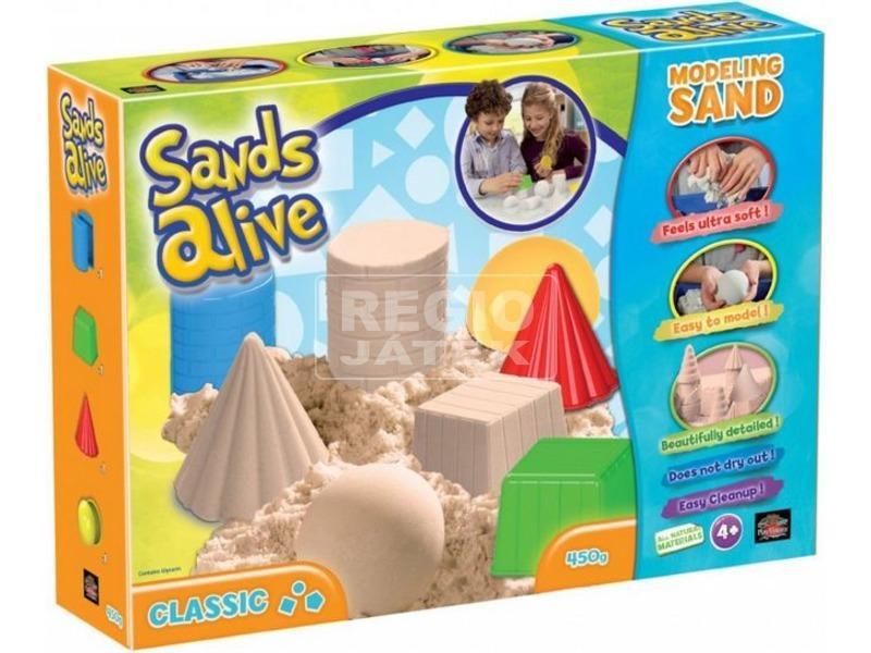 Sands Alive intelligens homok klasszikus formák