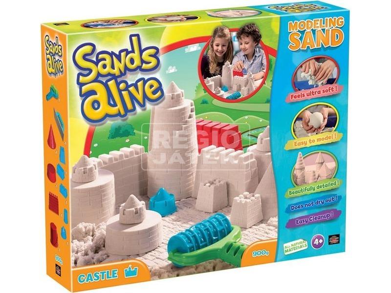 Sands Alive intelligens homok kastély készlet