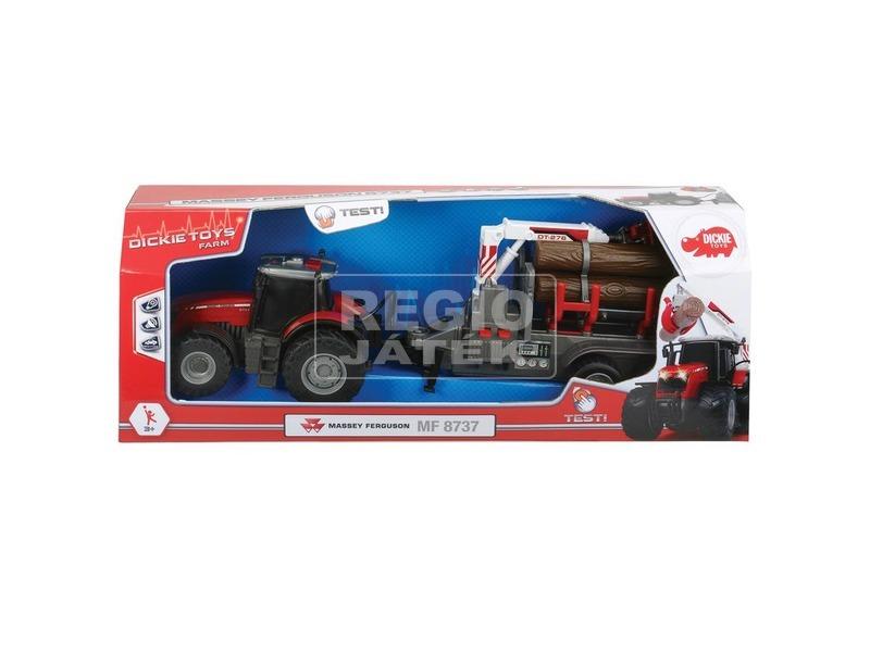 Dickie Massey-Ferguson 8737 traktor - 41 cm