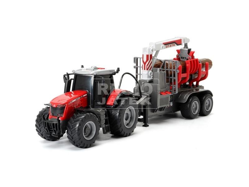 kép nagyítása Dickie Massey-Ferguson 8737 traktor - 41 cm