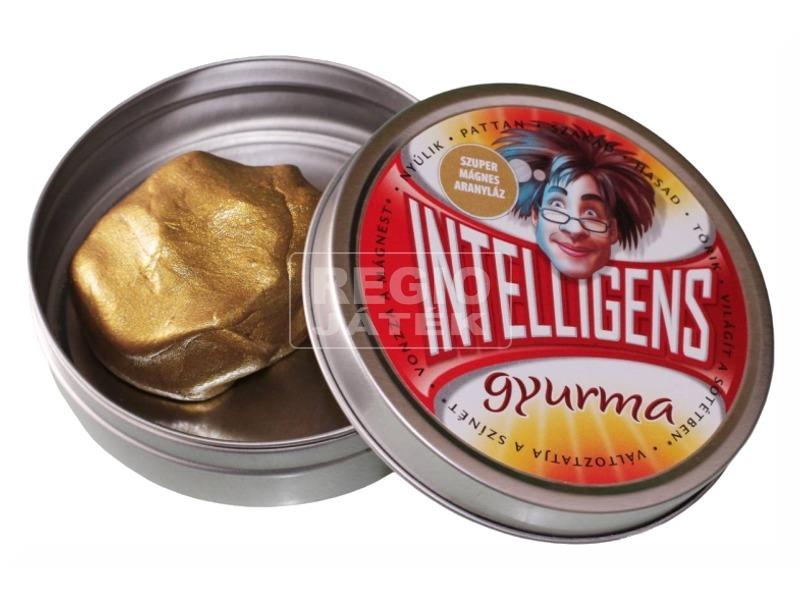 Intelligens gyurma - szupermágnes aranyláz