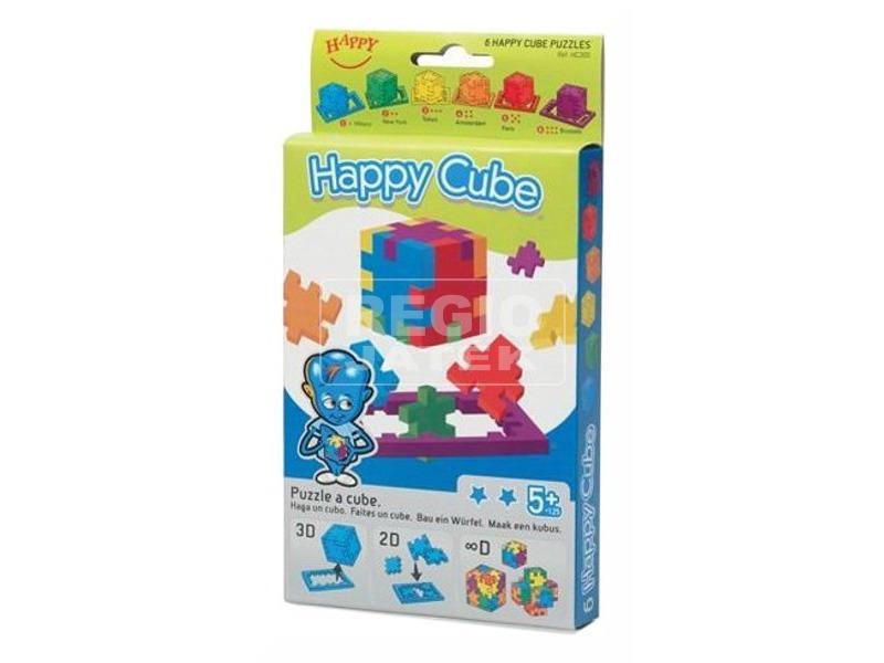 Happy Cube 6 darabos logikai játék