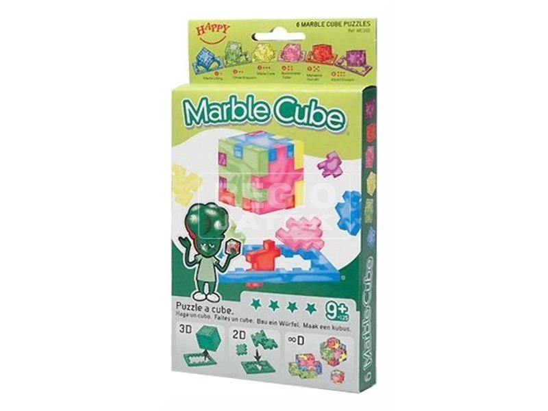 Marble Cube 6 darabos logikai játék