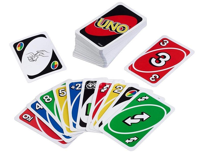 kép nagyítása UNO kártya