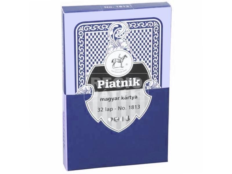 Piatnik magyar kártya - kék