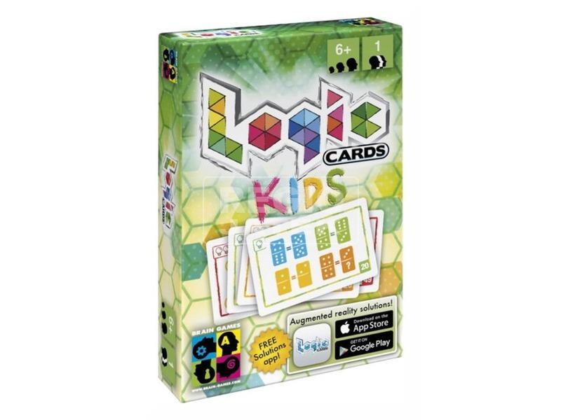 Logic Cards Kids logikai játék