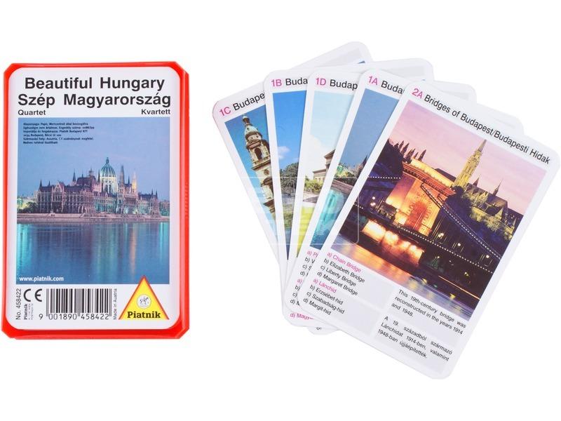 Szép Magyarország kártya