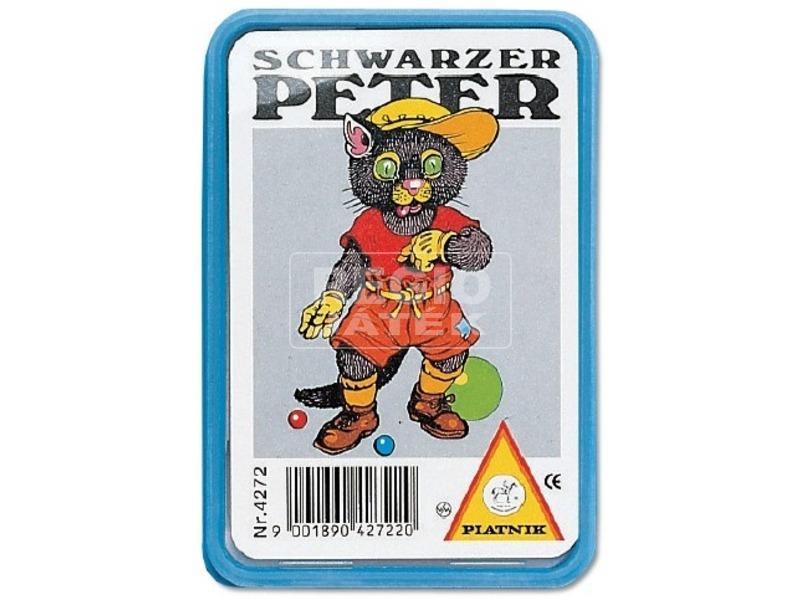 kép nagyítása Fekete Péter állatos kártyajáték