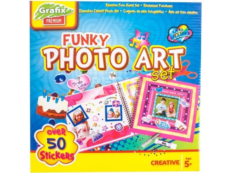 Grafix fényképkeret készítő készlet