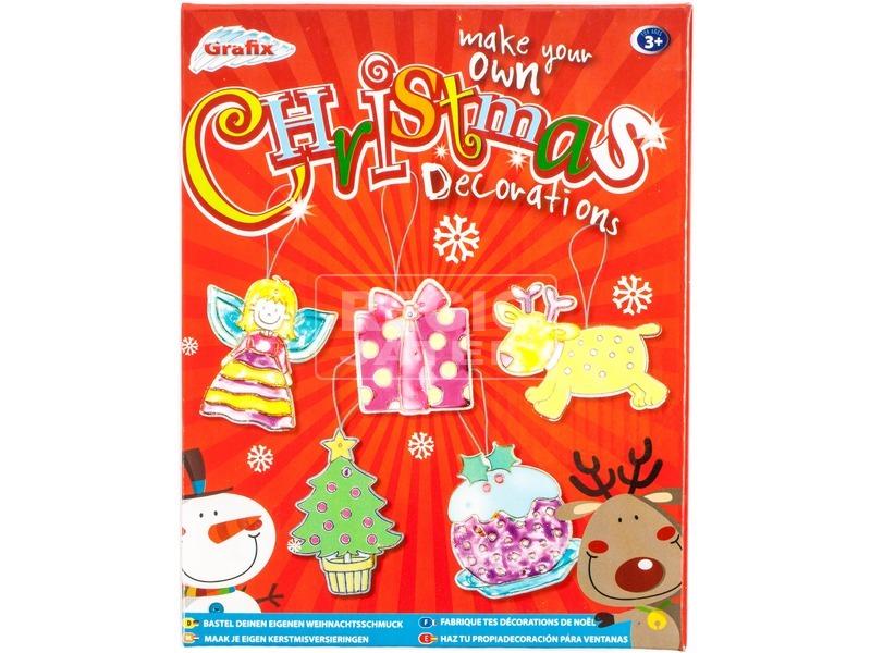 Grafix karácsonyi dekoráció készítő készlet