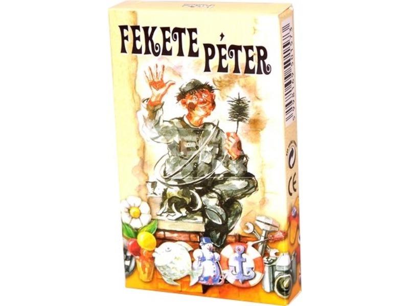 Fekete Péter klasszikus kártya