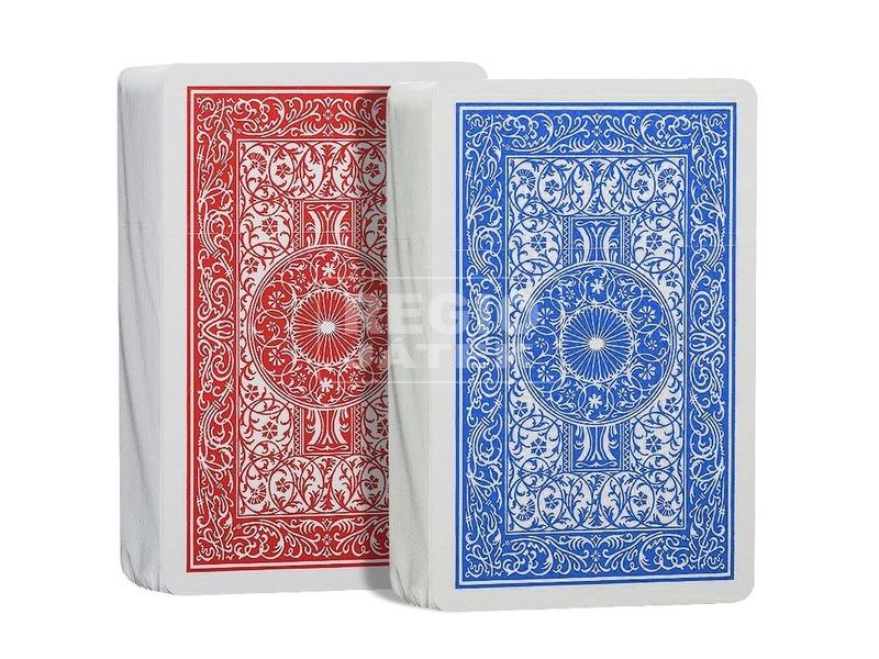 kép nagyítása Piatnik plasztik 55 lapos römi kártya - többféle
