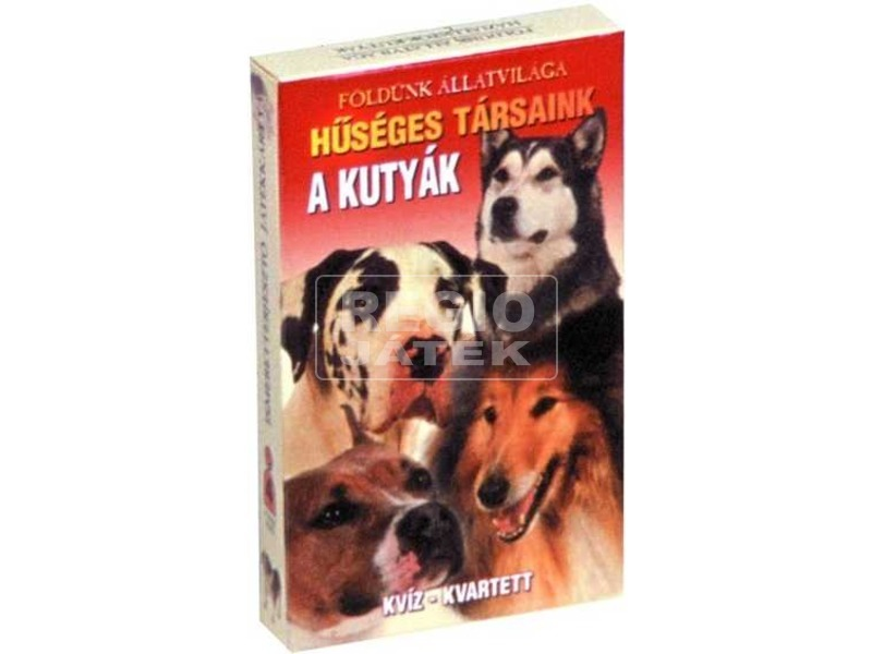 Kutyák kártya