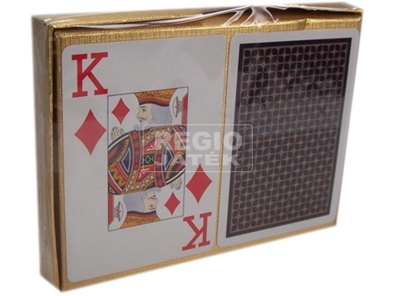 Póker kártya készlet