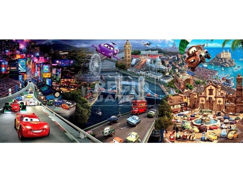 kép nagyítása Verdák 200 darabos panoráma puzzle