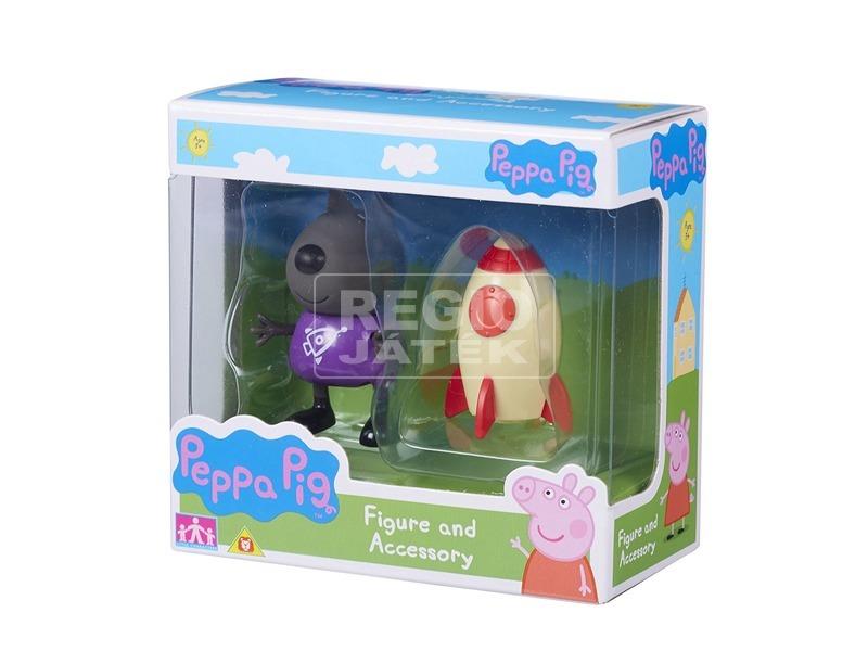 kép nagyítása Peppa malac figura készlet - 6 cm, többféle