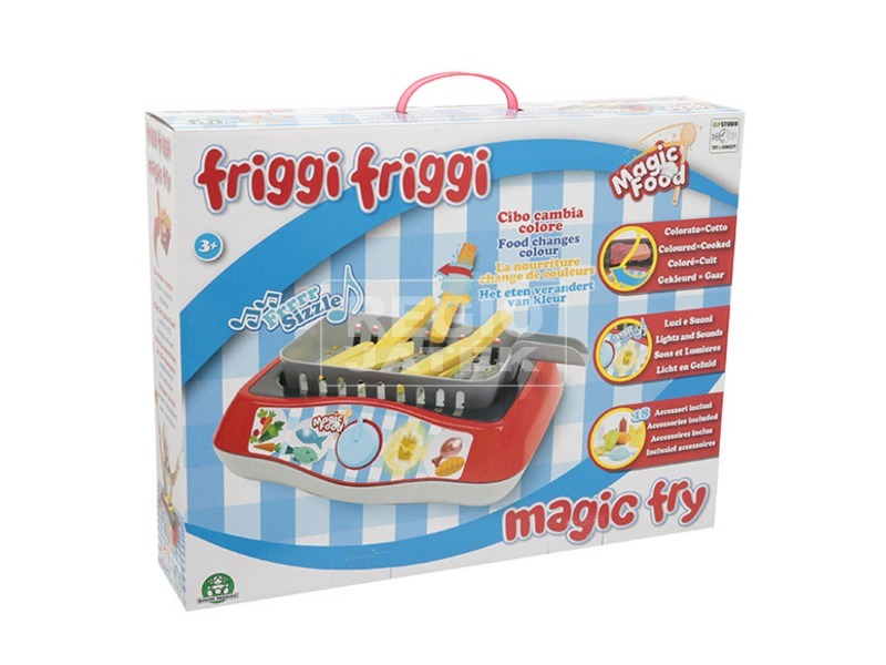 Magic Fry fritőz készlet