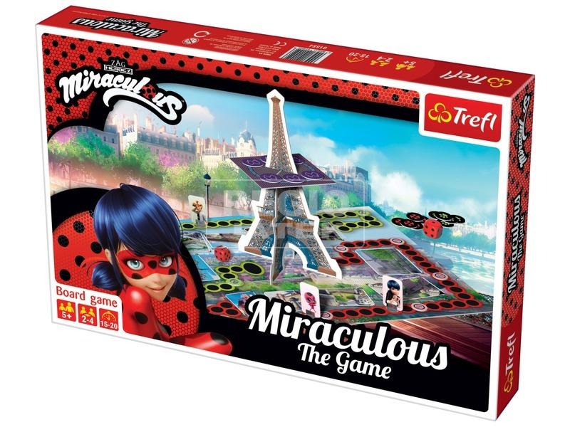 Miraculous társas - A játék