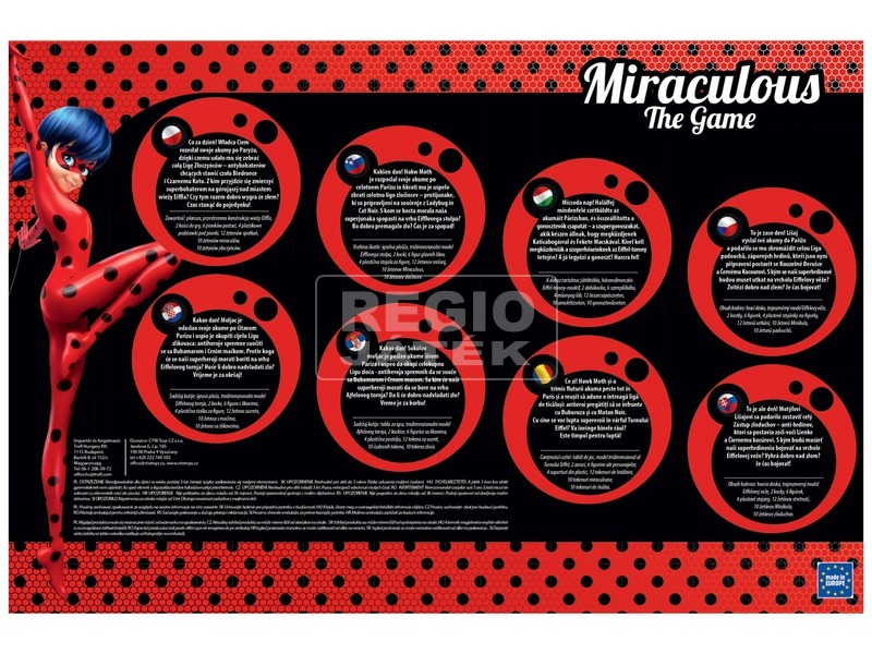 kép nagyítása Katicabogár - a játék társasjáték