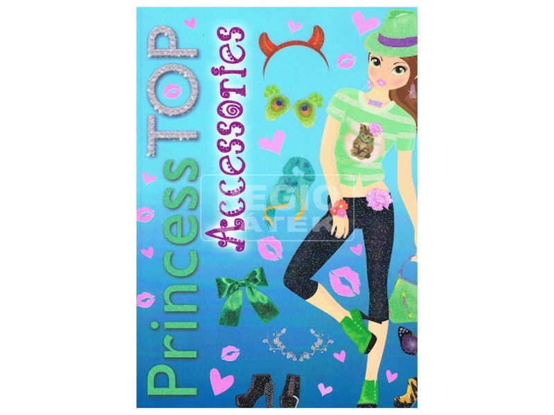 Princess TOP - Accessories matricás foglalkoztató