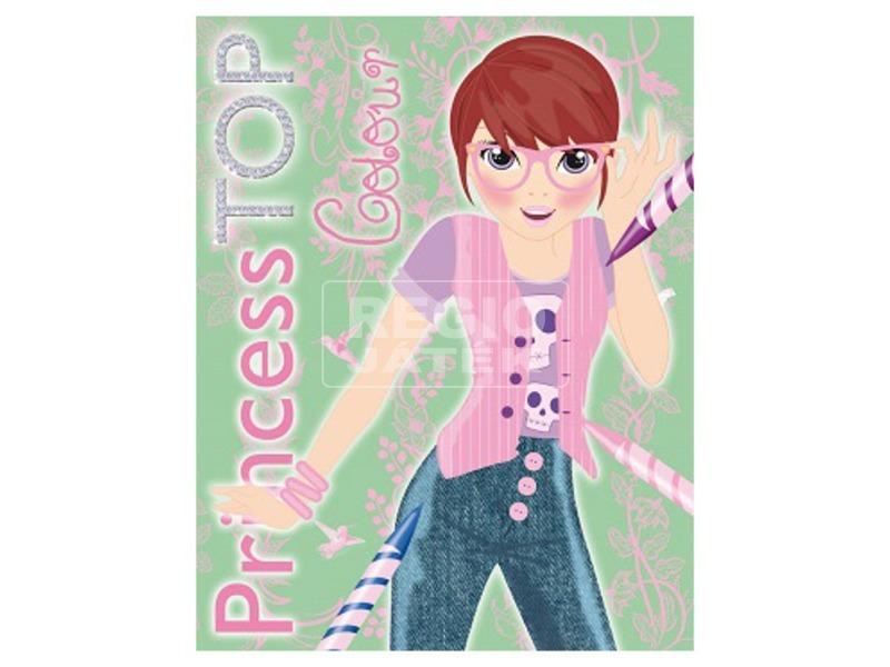 Princess TOP - Colour kreatív foglalkoztató vegyes