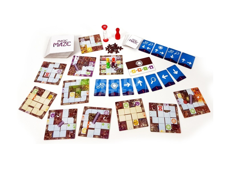kép nagyítása Magic Maze - Fogd és fuss!