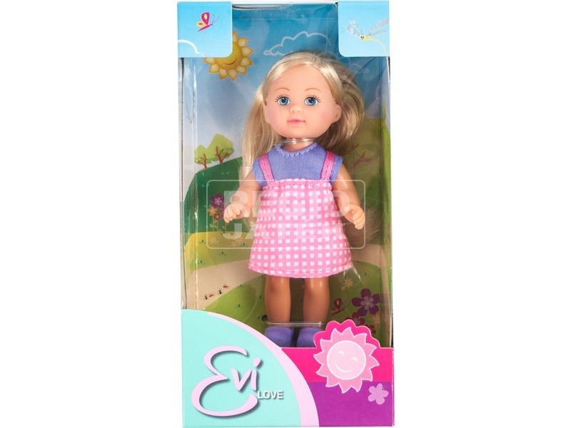 kép nagyítása Évi baba nyári ruhában - 12 cm, többféle