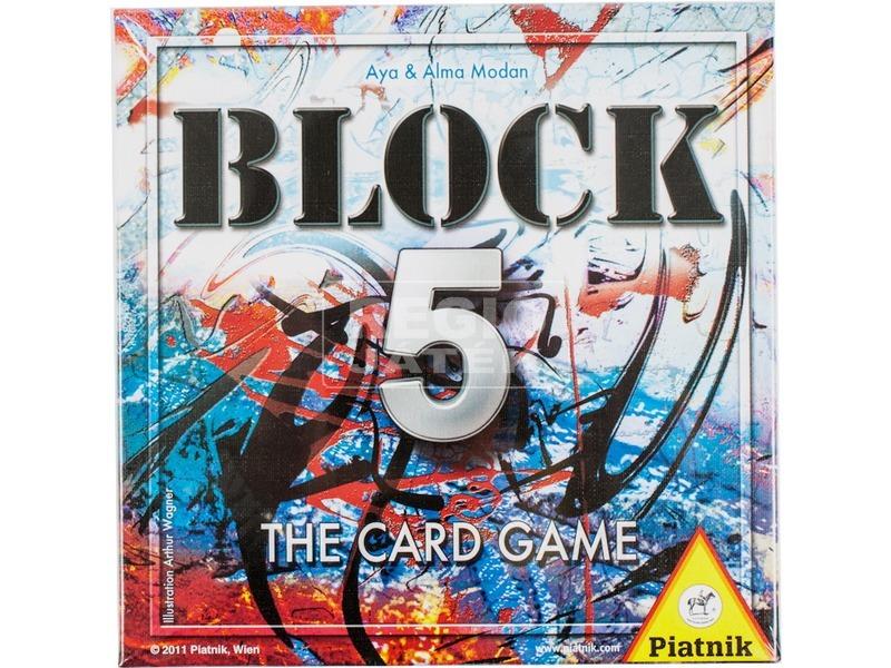 Block 5 társasjáték