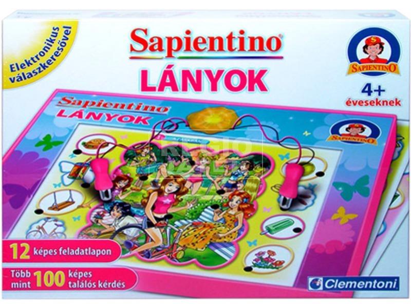Sapientino lányoknak oktatójáték