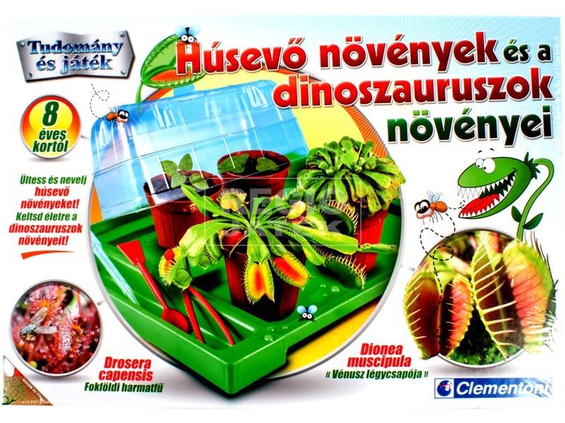 Clementon:i Húsevő növények tudományos kreatív szett