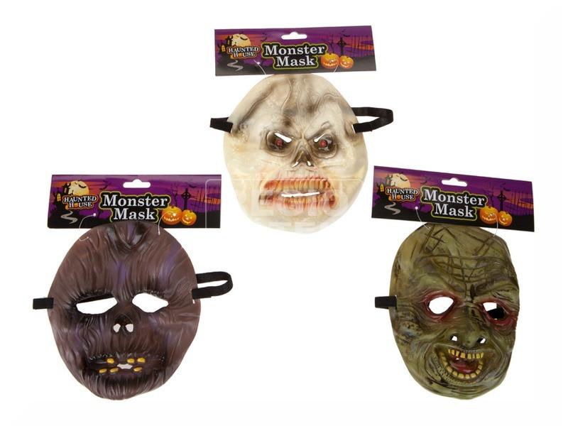 Szörny maszk, 3 féle