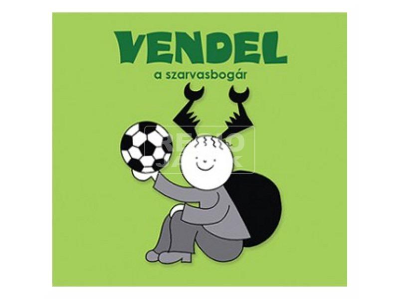 Vendel, a szarvasbogár lapozókönyv
