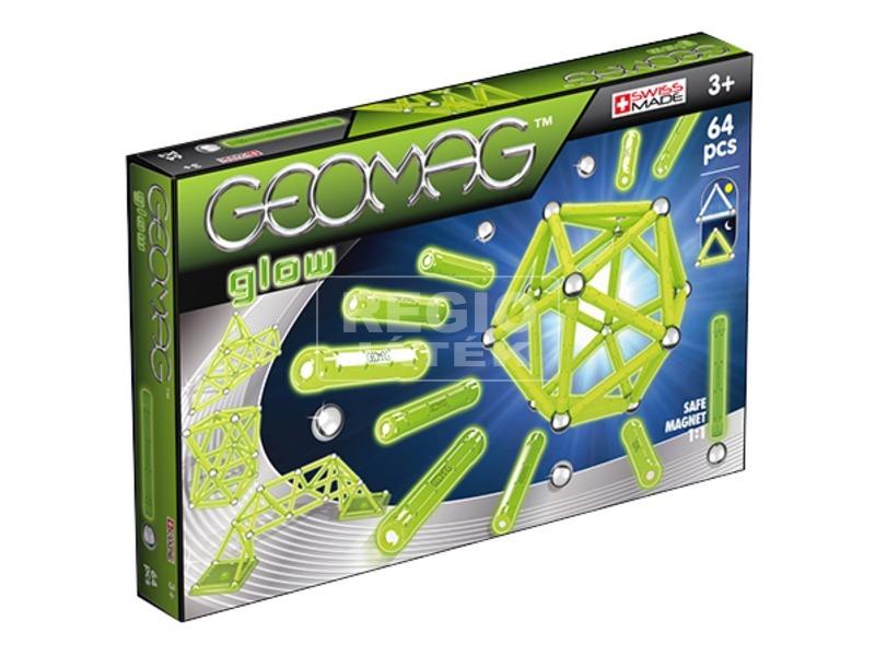 Geomag Glow 64 darabos készlet