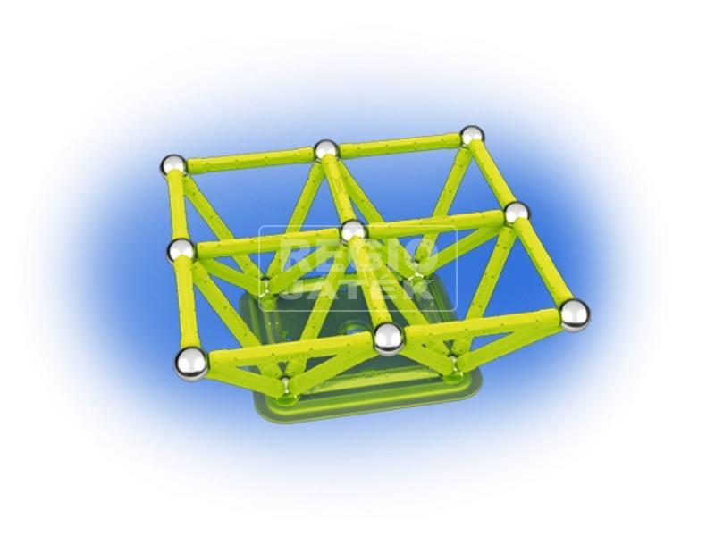kép nagyítása Geomag Glow 64 darabos készlet