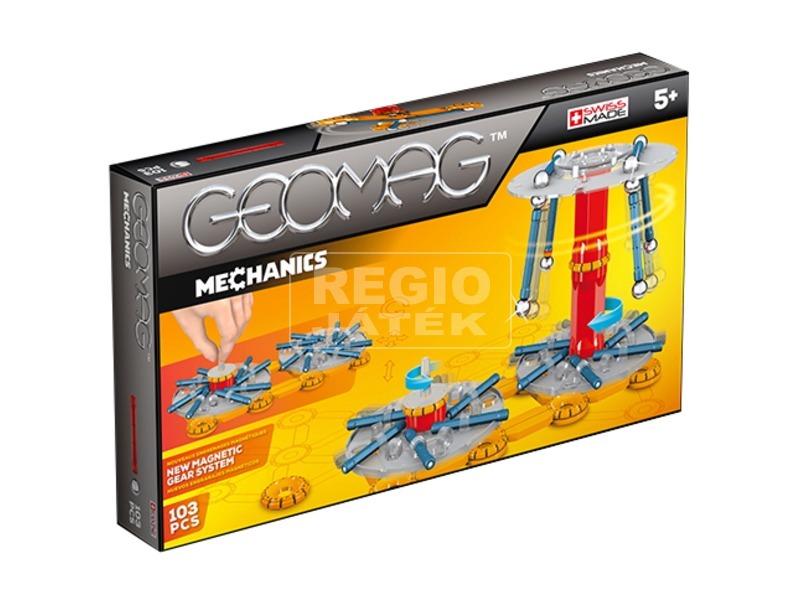Geomag Mechanics 103 darabos készlet