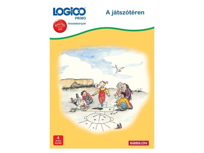 Logico Primo 3212 - A játszótéren