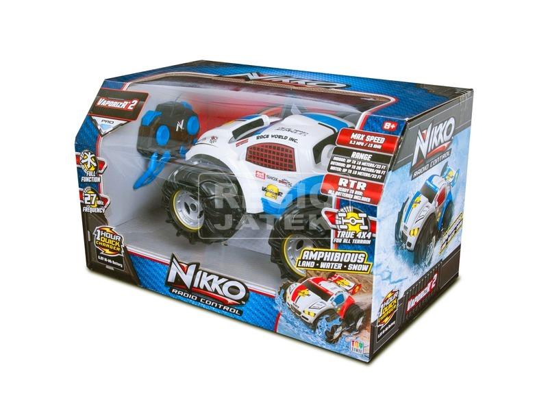 Nikko VaporizR 2 Maxi RC autó kék 94156