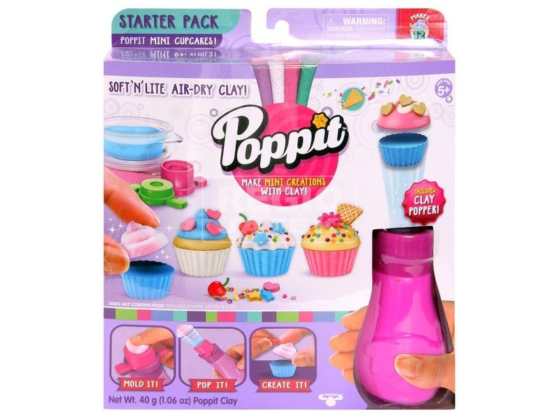 Poppit kezdő készlet - többféle