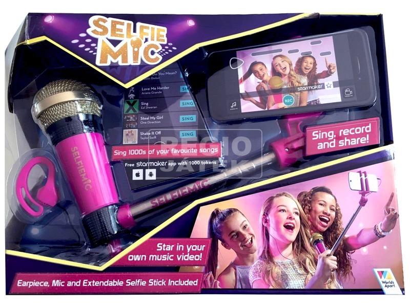 Selfie Mic mikrofon