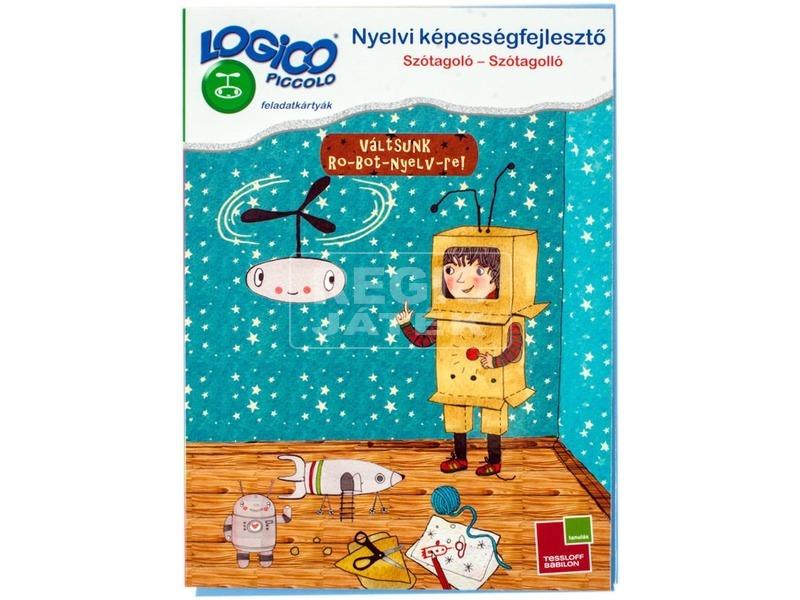 Logico Piccolo Nyelvi készségfejlesztő Szótagoló-Szótagolló