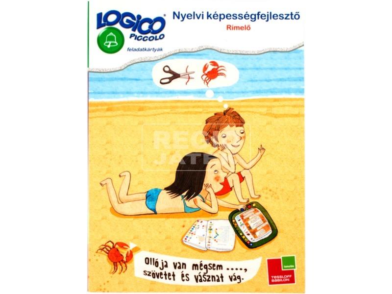 Logico Piccolo Nyelvi képességfejlesztő - Rímelő
