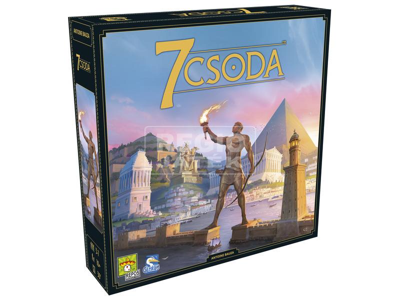 7 Csoda - 7Wonders társasjáték