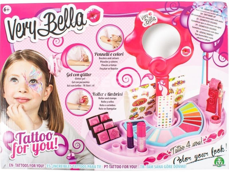Very Bella Testfestő és díszítő készlet