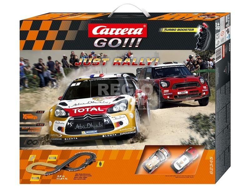Carrera go! Just Rally