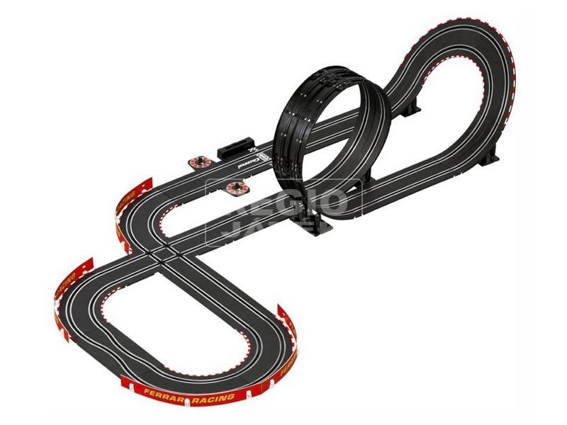 kép nagyítása Carrera GO Red Champions versenypálya