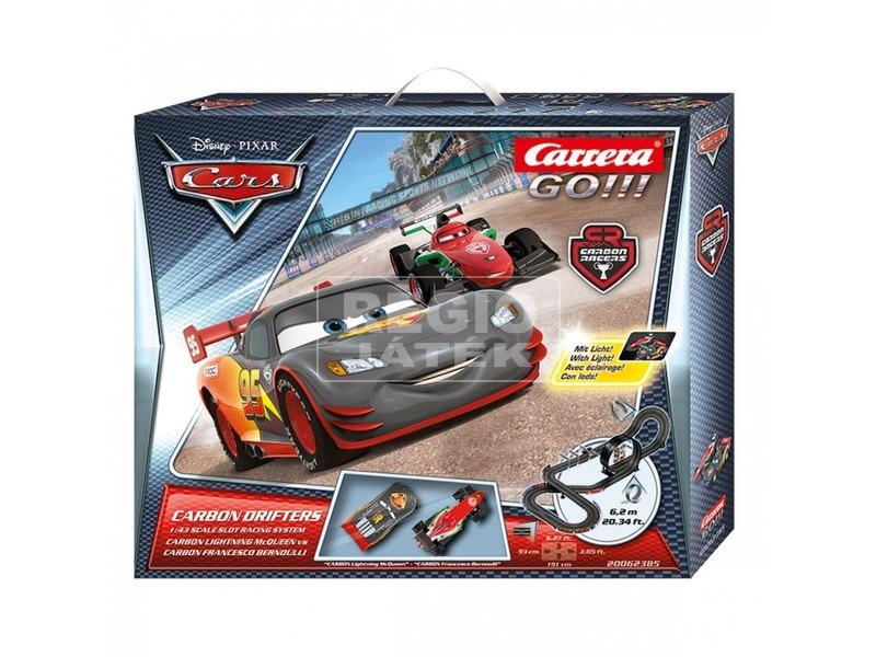 Carrera Go! Disney Carbon Drifters
