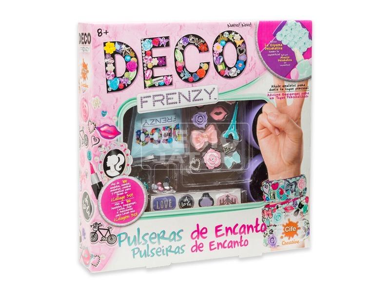 Deco Frenzy dekorálóhab nagy készlet - többféle