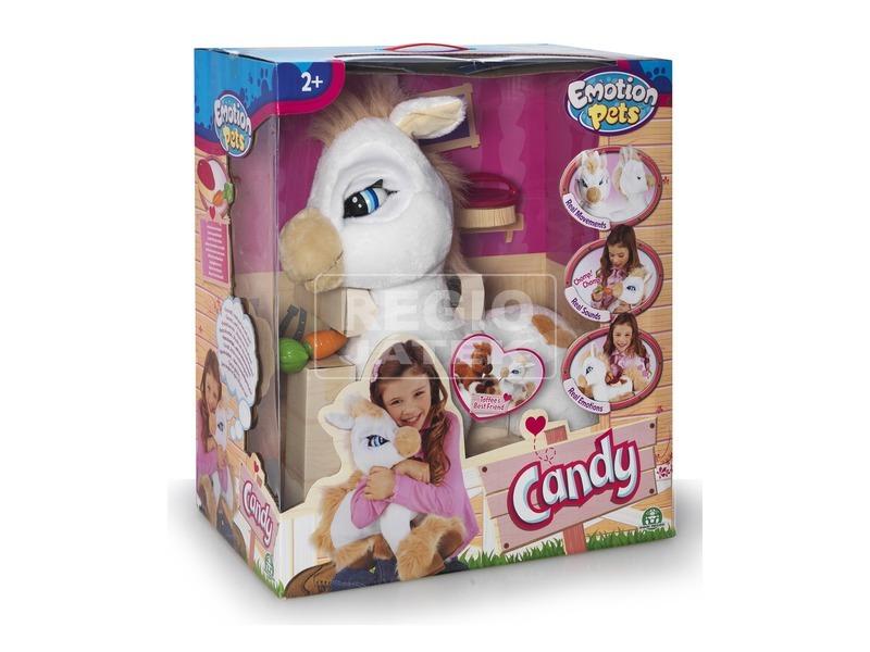 Candy az interaktív póni